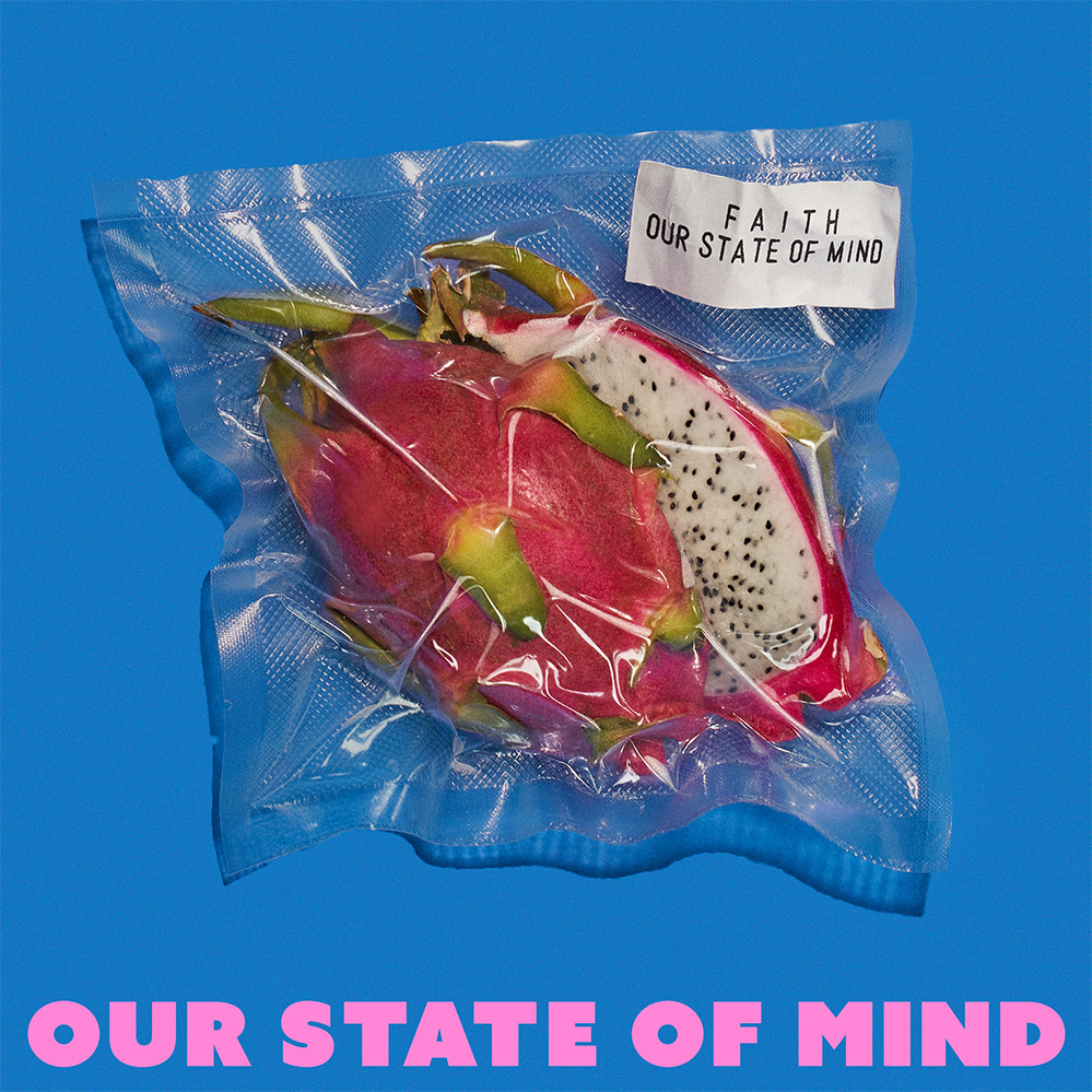 3rd EP「OUR STATE OF MIND」