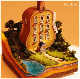 「HOME~山崎まさよしトリビュート~」通常盤【CD】 福耳 [FUKUMIMI] NEW AL